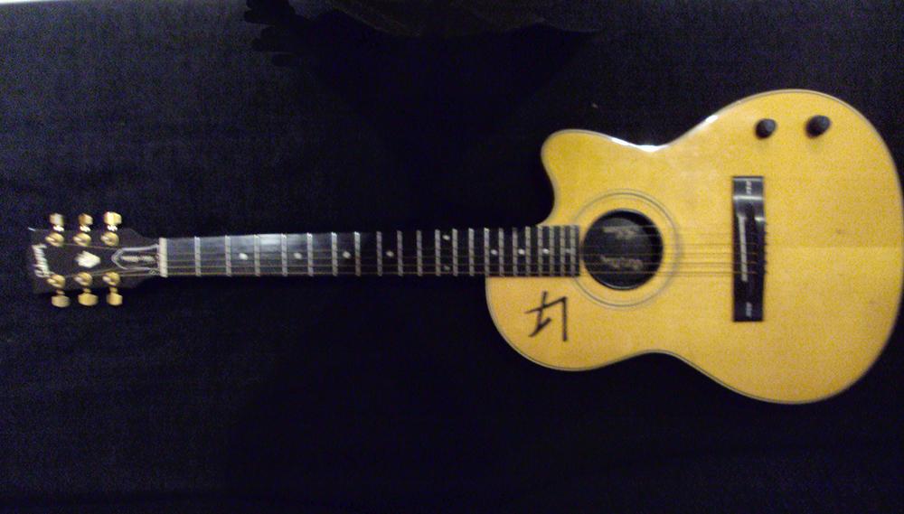 Guitarra Chet Atkins