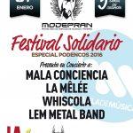 "Festival Solidario ""Especial Podencos"""